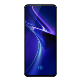 "mobile camera tv wireless UK - Original Vivo X27 Pro 4G LTE Cell Phone 8GB RAM 256GB ROM Snapdragon 710 Octa Core Android 6.7"" 48.0MP OTA Fingerprint ID Smart Mobile Phone"
