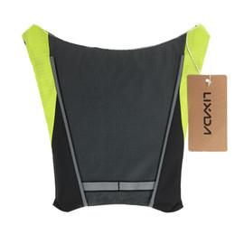 $enCountryForm.capitalKeyWord UK - Lixada USB Cycling Bicycle Reflective Vest Bike Backpack LED Wireless Safety Turnning Signal Light Vest For Riding Night Guide #284417
