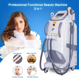 rf ipl laser elight machines NZ - Pro multifunction Radio frequency face lift tattoo hair removal elight opt shr rf nd yag laser ipl machine