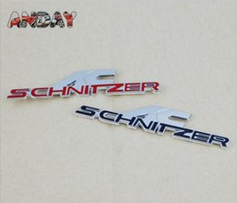 $enCountryForm.capitalKeyWord Australia - 10cm Car Metal AC SCHNITZER 3M Emblem Decal Auto Truck Body Sticker for BMW Motorcycle