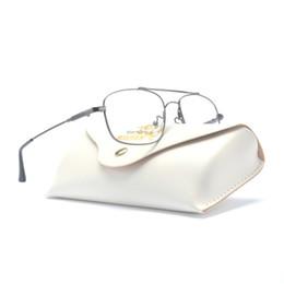 0a0634b06f Memory Frames UK - Men Style Memory Titanium Alloy Full Rim Eye Glasses  Fashion Men s Double