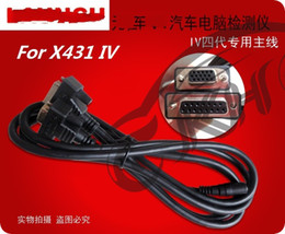 Obd Ii Bmw Software Canada - for Launch X431 OBD I II DLC Main Cable 431 Auto Diag IDIAG DIAGUN III IV V PRO 5C V+ EOBD Testing Cable Connector