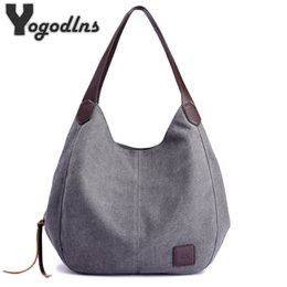 Cute Canvas Handbags Australia - Hot Fashion Women's Handbag Cute Girl Tote Bag Leisure Bag Lady Canvas Bag Modern Handbag