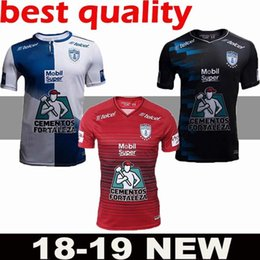 2018 2019 Pachuca soccer jerseys Club LIGA MX PachucaCF Santos Laguna  Soccer Jerseys 18 19 c Football Shirt Size can be mixed batch 231ee45bb