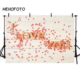 valentine backgrounds 2019 - Photography Background Valentine 's Day Theme Photo Background Wedding Decorations Photographic Backdrops Wood Boar