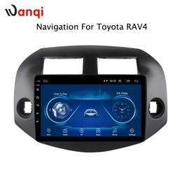 $enCountryForm.capitalKeyWord Australia - 10.1inch Android 8.1 Car GPS Navigation for Toyota RAV4 2007-2012 Support Stereo Audio Radio Video Bluetooth