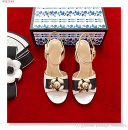 Dress Up Net NZ - High-end custom Net form a word black and red white Pearl bee decoration Elegant style heels Wedding dress shoes