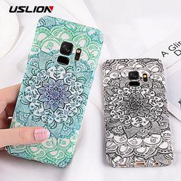 4ee71f140 Samsung Galaxy C9 Pro Case Cover Australia - Luminous Phone Case For Samsung  Galaxy S9 S8