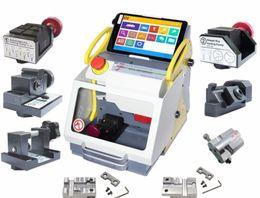Sec Cars Australia - DHL Full Clamp SEC-E9 key cutting machine Modern Car Key Making Machine Professional Key Copy Machine with CE Approved Update Online