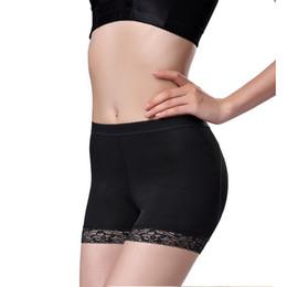 Worn Panties Australia - Padded Beauty Panties Shape Wear Womens Underwear Lace Pattern