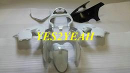 $enCountryForm.capitalKeyWord UK - Custom Fairings Bodywork for KAWASAKI Ninja ZX-9R ZX9R 2000 2001 ZX 9R 00 01 ABS White Fairing body kit+gifts KK14