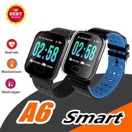 $enCountryForm.capitalKeyWord Australia - Smartwatch A1 Bluetooth Sport Women Band Luxury Watch Fitness Tracker Pedometer Answer Call with SIM Camera for Android Smart phone DZ09 A6