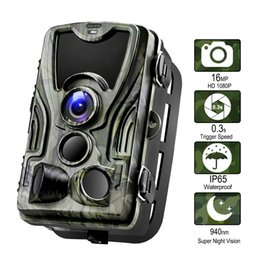 Discount night wildlife cameras - Eyoyo Hunting Camera Trail Cameras Night Version Trigger Wildlife 16mp 1080p Ip65 Surveillance Camera Chasse Scouts