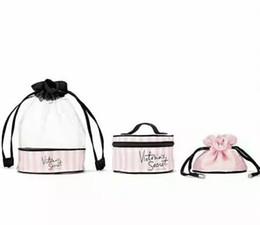 $enCountryForm.capitalKeyWord Australia - Pink storage bag Promotional free shipping wholesale eco beauty cosmetic bag  makeup bag with custom logo make up bag