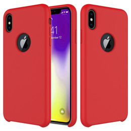 $enCountryForm.capitalKeyWord NZ - For Google Pixel 3 Xl One Plus 6T Liquid Silicone Inner Silky Soft Touch Microfiber Cloth Lining Gel Rubber Protective Cover Case