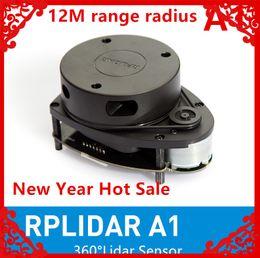 Slamtec RPLIDAR A1 2D 360 degree 12 meters scanning radius lidar sensor scanner for bstacle avoidance and navigation of robots from funny videos manufacturers