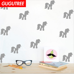 $enCountryForm.capitalKeyWord Australia - Decorate Home horse cartoon wars art wall sticker decoration Decals mural painting Removable Decor Wallpaper G-2257