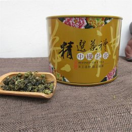 $enCountryForm.capitalKeyWord Australia - 10 Bags Tin Gift Pack Tieguanyin Tea Net Weight 80g China Natural Organic Green Tea Gift Packing Iron cans Packing Oolong Tea Green Food