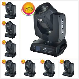 7r beam moving head NZ - (8 Pieces  Lot )Moving Head Beam 230 7r Dmx Stage Light Dmx Light For Disco Dj Lights Professional Dj Equipment
