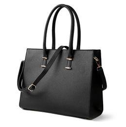 $enCountryForm.capitalKeyWord Australia - 2019 New Women Fashion Briefcase Shoulder Bags Stylish Female Crossbody Bag Designer Lady Handbag Hand Bag Women's Totes