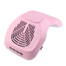 Chinese  Nail Art Vacuum Cleaner for Gel Polish Glue EU US Plug Fan Dust Suction Collector Manicure Machine Tool for Nail Salon manufacturers