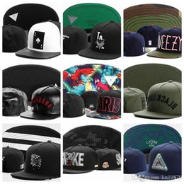 ae921062f07 Cayler   Sons Baseball Caps men women gorras bones the ace of spades LA  weezy brooklyn PARIS BLACK laber skull Indians snake Snapback Hats
