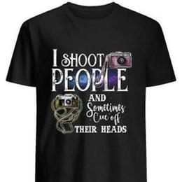 $enCountryForm.capitalKeyWord UK - I Shoot People And Sometimes Cut Off Their Heads Men T-Shirt Cotton S-6XL