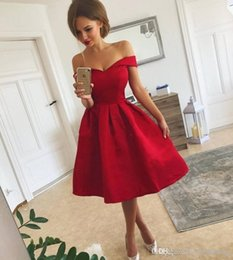 $enCountryForm.capitalKeyWord NZ - 2019 Sexy Summer Spring Off Shoulder Bridesmaid Dress Country Garden Formal Wedding Party Guest Maid of Honor Gown Plus Size Custom Made