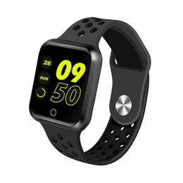 Bracelet Intelligent NZ - Bluetooth Smart Watch IP67 Waterproof Heart Rate Blood Pressure Monitoring Sport Bracelet Intelligent Tracking Wristband for men