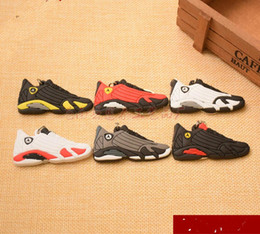 Wholesale Electronics Prices NZ - The factory direct wholesale rubber shoes Keychain high quality low price