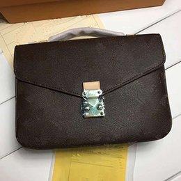 $enCountryForm.capitalKeyWord Australia - Top Quality Luxury Women Messager Bag New Fashion Women Handbag Metis Bags Brand Design Shoulder Bag Women Shoulder Bag