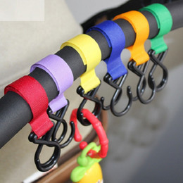 $enCountryForm.capitalKeyWord Australia - New Multi Purpose Baby stroller resin hanger Hook Clips infant Pushchair Strong Toddler carriage Accessories Free Shipping