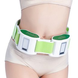 $enCountryForm.capitalKeyWord Australia - Electric Slimming Belt Massager Vibrating Weight Loss Massager Waist  Belly  Leg  Arm Fat Burning Muscle Exercise Body Sculpting Y181122