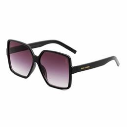 657b4589b 6494 brand sunglasses fashion designer classic big square frame eyewear  women driving shopping outdoor glasses shade mirror eye sun glasses