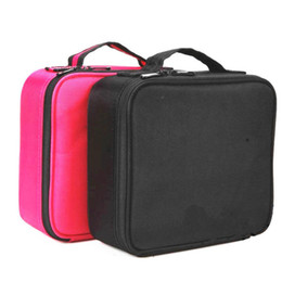 $enCountryForm.capitalKeyWord NZ - Travel Cosmetic Bag Cosmetics Storage Box Beauty Nail Case Multi Functional Purse Organizer Toiletry Kit Makeup Toilet Bags