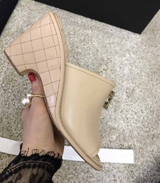 $enCountryForm.capitalKeyWord NZ - 2018 Hot fashion designer women shoes High Heels Slippers sandals ladies wedge sandals for women high heels sandals designer Lady flip flops