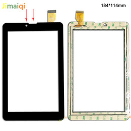 digma tablet NZ - New touch screen For 7'' inch DIGMA Plane 7574S 4G PS7191PL Tablet panel Digitizer Glass Sensor Replacement
