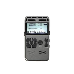 Voice Activated Audio Digital Australia - Digital Voice Recorder Audio Recording Dictaphone MP3 LED Display Voice Activated 8GB Memory OEM1536kbps Noise Reduction
