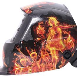 auto mask 2019 - Franchise Pro Solar Auto Darkening Welding Helmet Mask Grinding Welder Protective Gear #0519 cheap auto mask