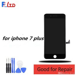 Replace scReen foR iphone online shopping - High Quality Plus LCD Display for iPhone PLus LCD Digitizer Screen Replace Full Assembly for Repair Tested Free DHL Shipping