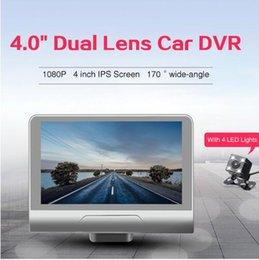 886ab0ab68 High Definition Light NZ - Car DVR Dual Lens High-definition 1080p Night  Vision Waterproof