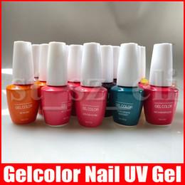 15ml Gelcolor immergere il gel UV Fuori Nail Polish Fangernail Benessere Nail Art Design 108 Colori in Offerta