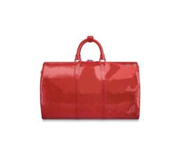 $enCountryForm.capitalKeyWord UK - New style Top quality mens luxury designer travel luggage bag men totes keepall leather handbag duffle bag brand fashion luxury designer bag