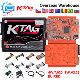 $enCountryForm.capitalKeyWord UK - 2018 Ktag V7.020 V2.23 ECU Chip Tuning Programming Tool No Token Limit Online EU Red Master Version K-TAG 7.020 Gifts ECM Winols