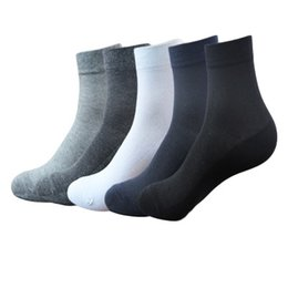 bf6d8e6bbf705 Thinnest Men Sock UK - 2019 new men's cotton tube cotton socks men's socks  summer deodorant