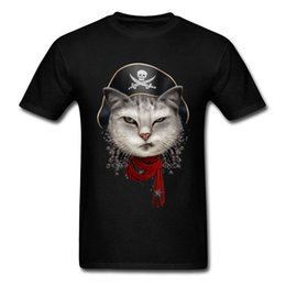 $enCountryForm.capitalKeyWord Australia - Captain Cat T-shirt Men Oppai T Shirt Pirate Straw Hat Tshirt Luffy Zoro Tees Devil Fruit Tops Japan Anime Clothes Funny Design