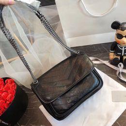 Luxury Chains Australia - 2019 Popular fashion handbags luxury designer women chain shoulder bag ladies crossbody bag and message bags free shipping 3A 91