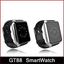 $enCountryForm.capitalKeyWord Australia - NEW Newest GT88 Smart Watches Waterproof GT88 Bluetooth Smart Watch Phone Mate NFC Heart Rate For iPhone Android Samsung