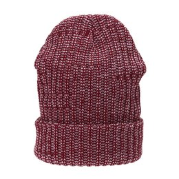 31f4b55704ef26 Hat Beanie Winter Hats for Women Men Unisex Knitted Winter Warmer Crochet Slouch  Hat Cap Skullies Beanie Elastic Outdoor Dad Cap