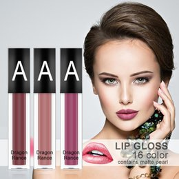 Stay Lipsticks Australia - Long Lasting Non-stick Cup Lipstick Stay Matte Cosmetic Lip Glosses Lip Glaze lipgloss